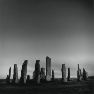 Callanish Stones. Isle of Lewis, Scotland.