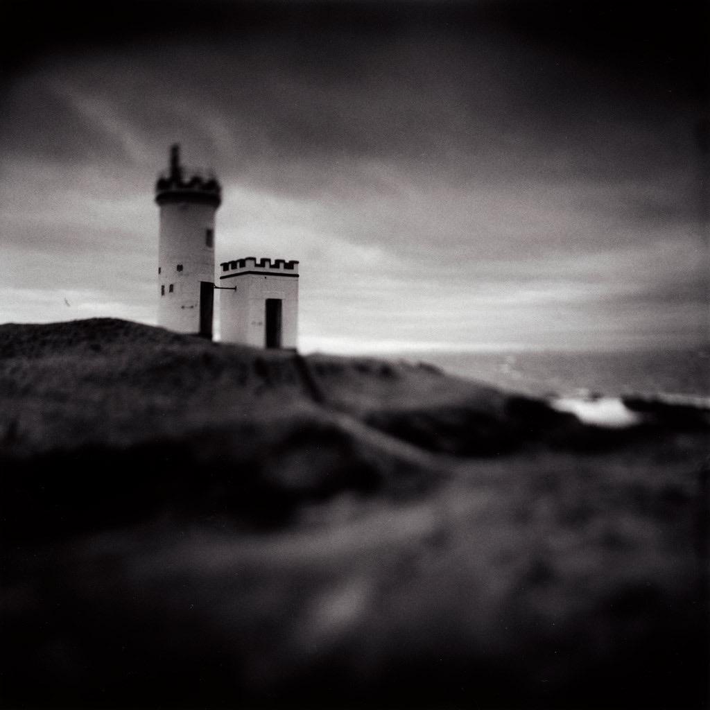 Elie Lighthouse, Fife, 2020.